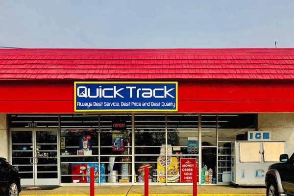 Quick Track Inc, Store, Texas